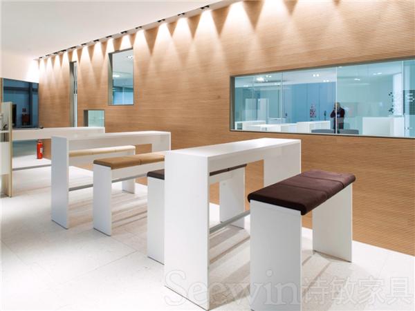 时尚办公家具展厅应该设计哪些元素?