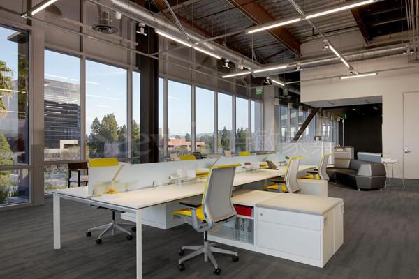 办公屏风隔断为什么在办公室家具中举足轻重?