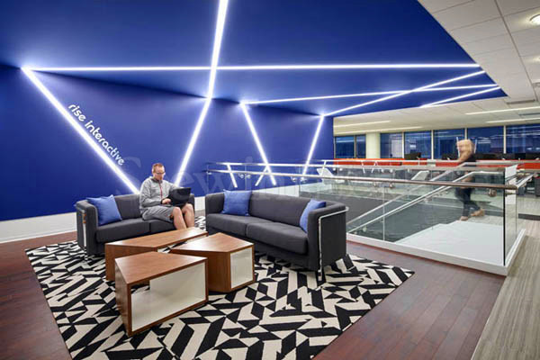 现代化办公沙发如何打造新式办公方式!