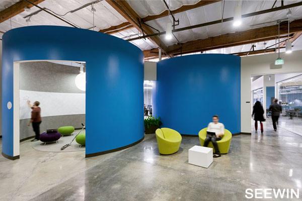 2016办公家具空间十大流行趋势