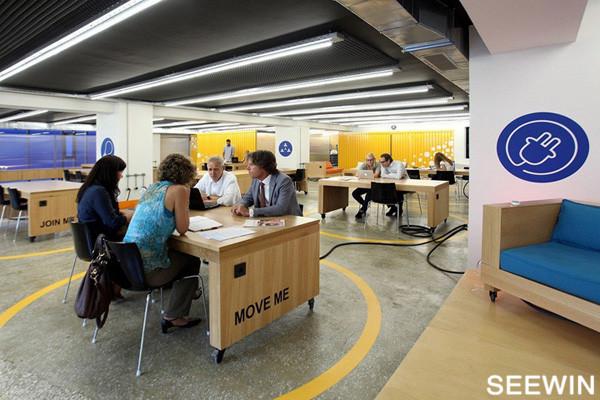 如何花最少的钱,坐最奢的联合办公空间!