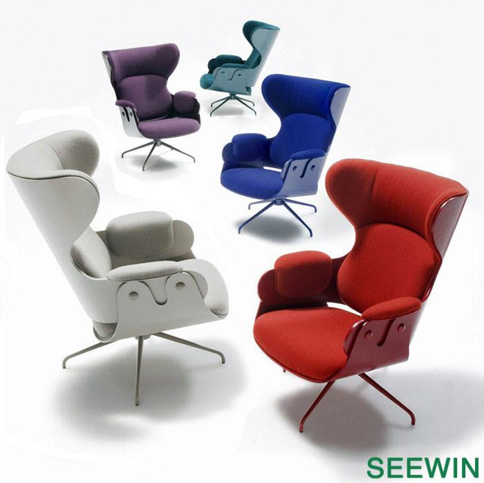 一把椅子 一片艺术风景