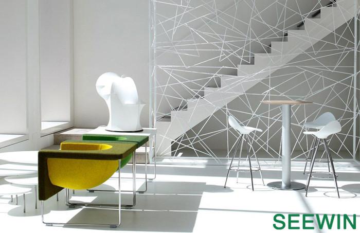 西班牙 NUBE扶手椅设计欣赏