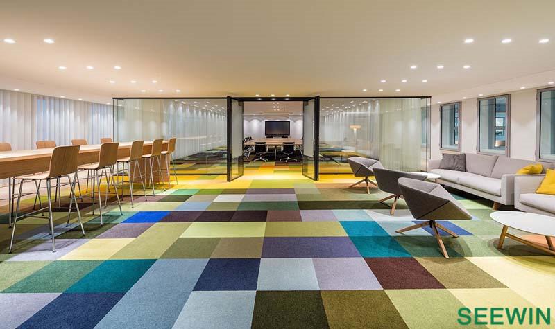 荷兰海牙政府部门办公大楼 经典改造设计欣赏
