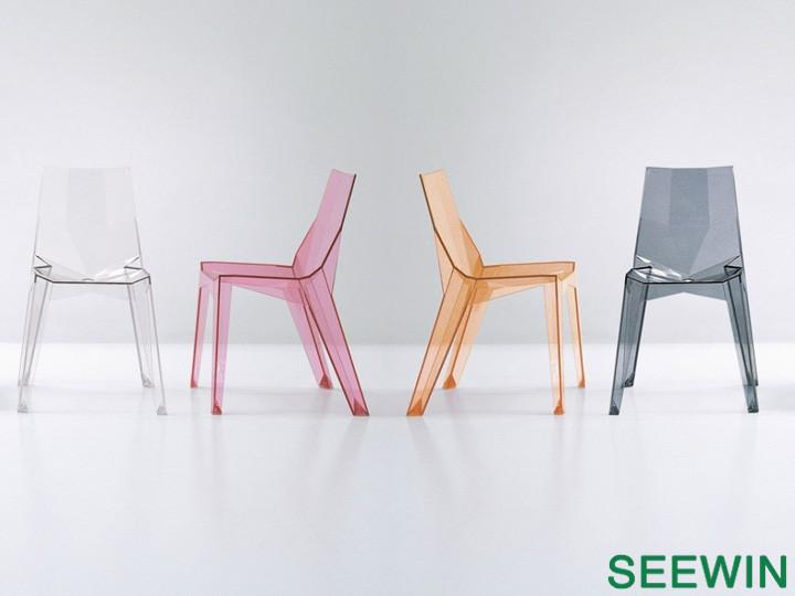 Poly、Poly XO、Poly XOXO 座椅系列 凯瑞姆·瑞席作品
