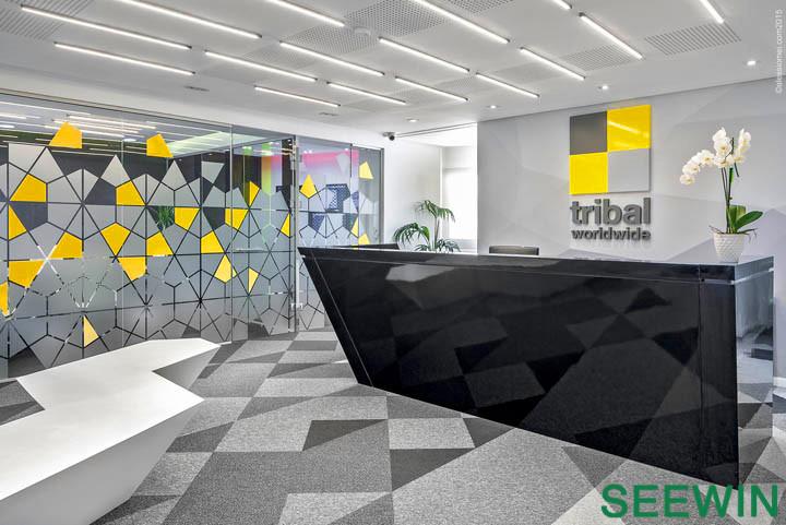 让你活在未来空间  最先进的的办公空间设计