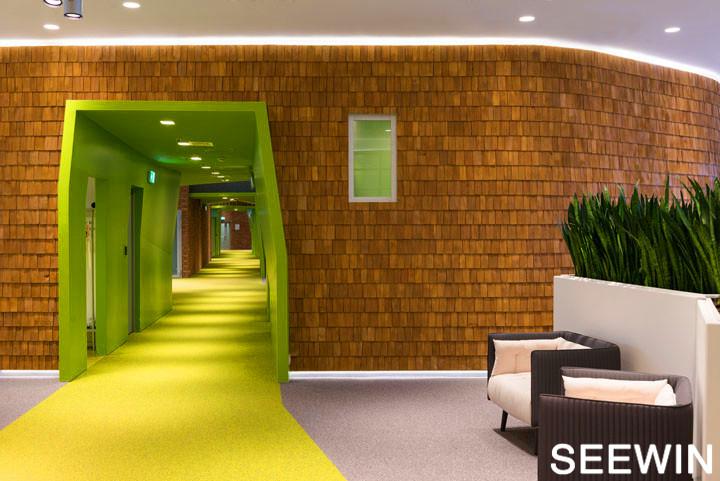 Yandex俄罗斯总部又一次扩张设计 创意空间设计