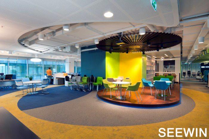 有机环保的办公家具与家具展厅设计欣赏