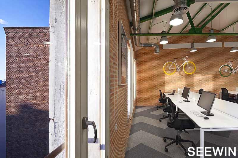 私人定制 主机服务商马德里SiteGround 办公空间设计欣赏
