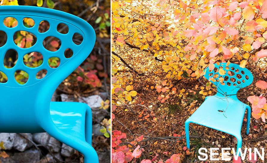 超时尚的外星椅 带你直接回到大自然