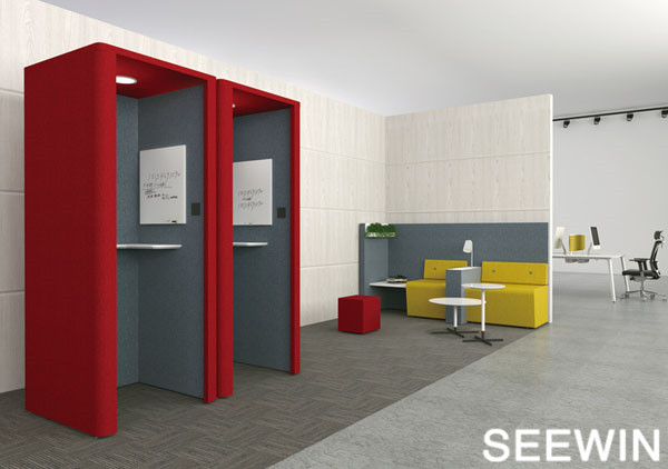 创意办公家具打造职场新生活!