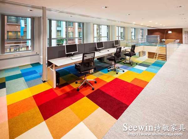 """创意办公空间,将""""世界名画""""踩在脚下!"""