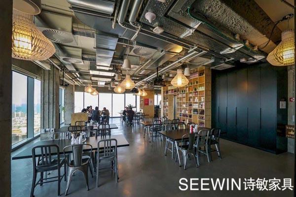 工业风+LOFT设计成为创业潮流中首选办公空间风格