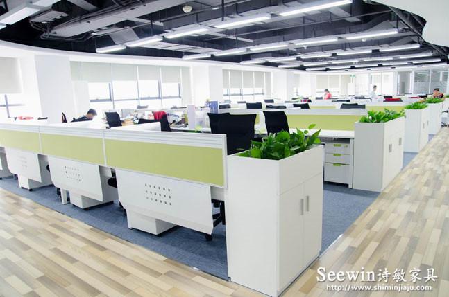 办公桌面装饰为什么首选绿色?
