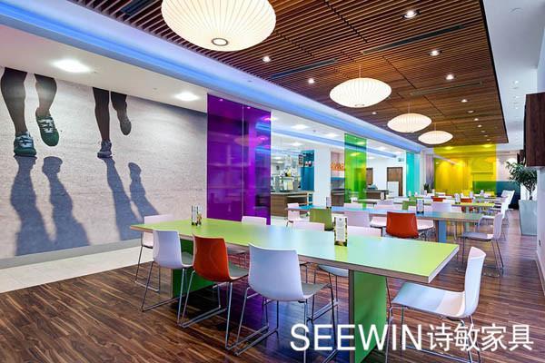 办公空间如何利用办公家具产品与设计来划分区域!