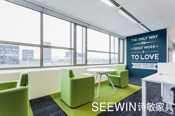 新生代办公人员更注重什么样的办公环境?