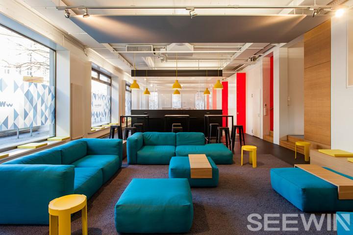 办公家具颜色对我们的工作效率有什么影响?
