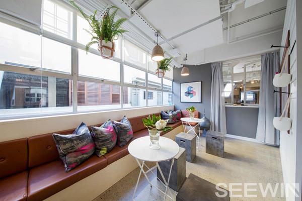 比谷歌还受员工欢迎的办公空间,就在这里!