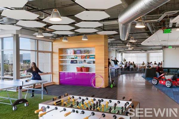 创意办公家具,让娱乐工作两不误,点燃大脑的火花!