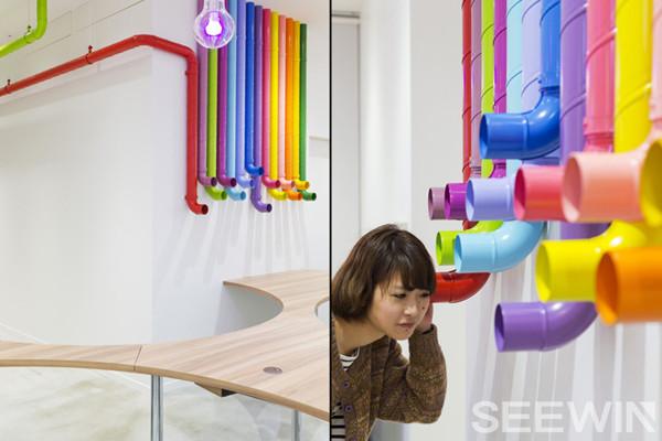 创意办公设计连接空间,创意应用开发链接世界~
