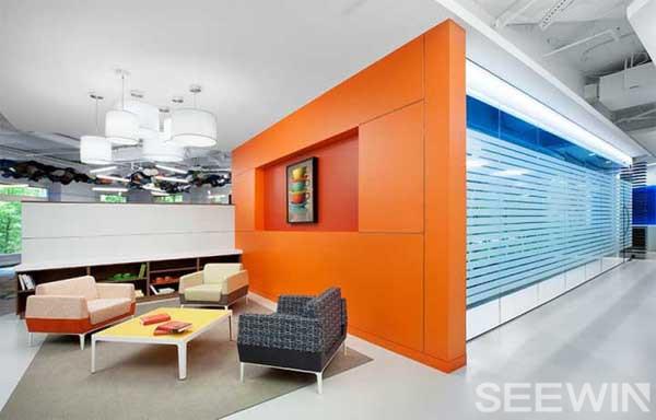 趣味化设计打造创意办公环境