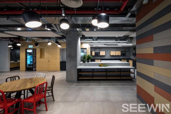 """创意办公家具设计让办公室与""""家""""的边界正在消失"""