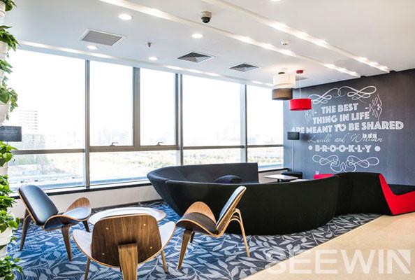 """办公空间家具设计与企业文化讲究""""门当户对"""""""