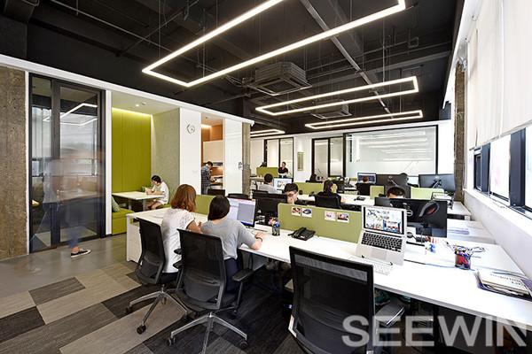如何打造随处办公的创意联合办公空间