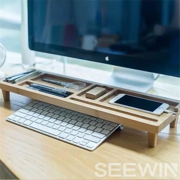 想提高工作效率?先把办公桌布置好再说!