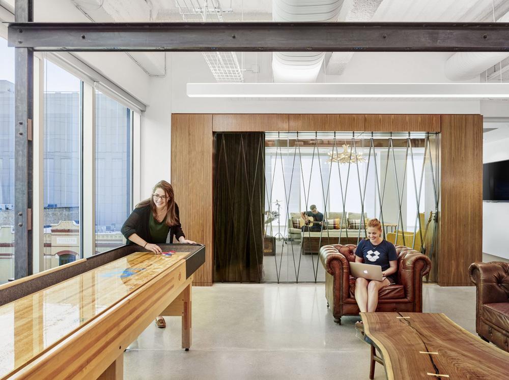 将每个细节契合公司文化,这才是办公家具设计的初衷