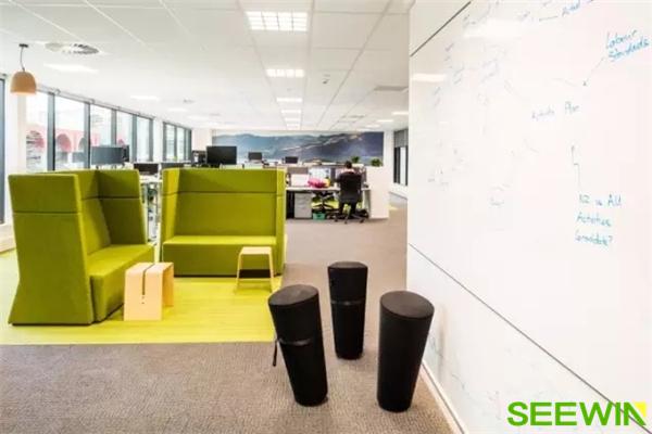 这样的动感办公空间你造吗?