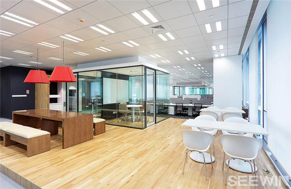 根据行业定制设计办公空间