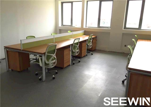 10年来中国办公用家具发展