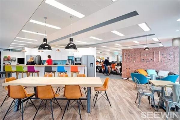 人文和技术将是未来办公环境设计的主流