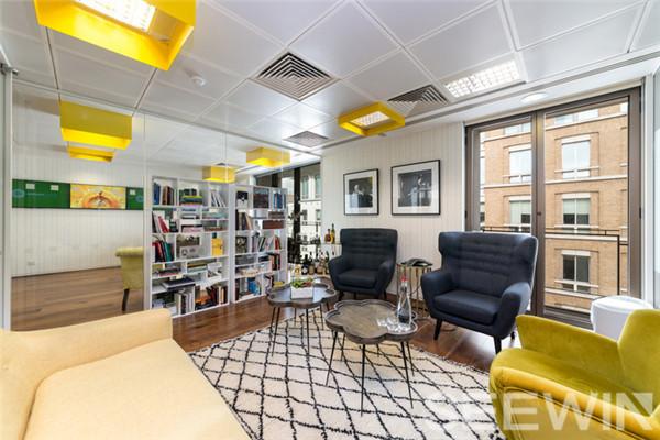 高效率与幸福感爆棚的开放式办公室原来是这样的!