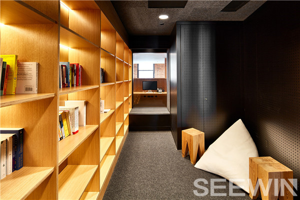 最好的办公体验就是办公技术设备和办公空间的完美融合