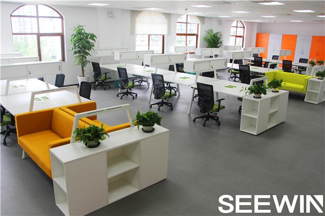 实木贴面办公室家具的选择