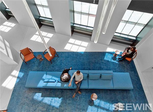个性化办公家具定制,赋予员工更大的自主权