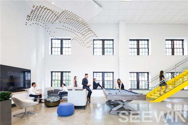 创新和简约设计体现品牌故事以及企业理念