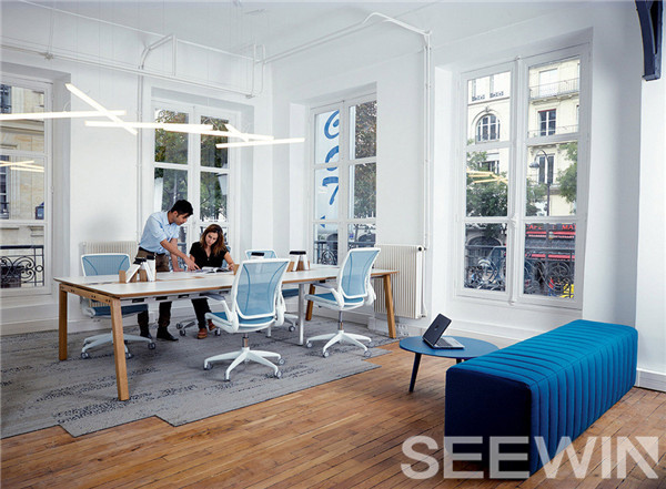 loft办公空间设计打造全新的合作模式,引领办公新趋势