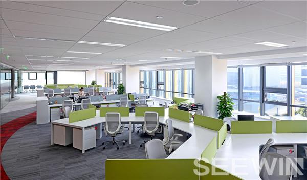 一个集创新、科技和人文情怀于一身的品牌专属办公空间