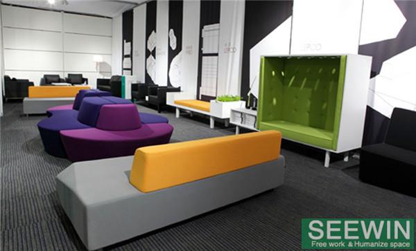 办公用家具整体搭配原则
