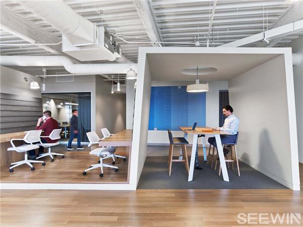 科技时代办公环境设计的潮流趋势