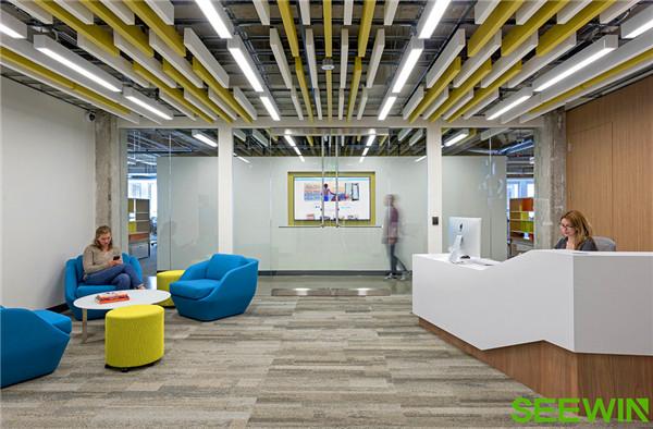 打造一个高效且充满活力的开放式协作空间