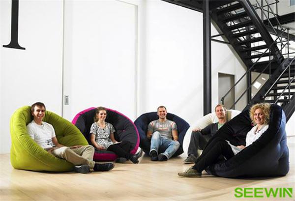 自从有了这款办公座椅,工作精神更加饱满了