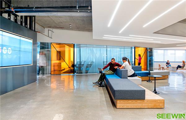 精心策划空间布局打造极富想象力的办公空间