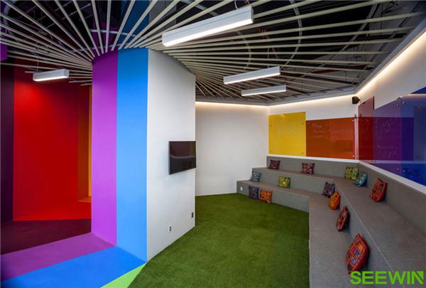 打造一个专注概念与设计完美结合的创新空间