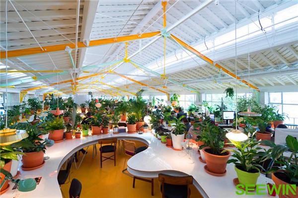 史上最具创意的联合办公空间