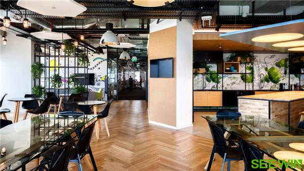 打造一个活力满满、青春洋溢的创新办公空间