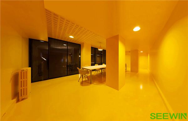 上海办公家具工厂的设计团队